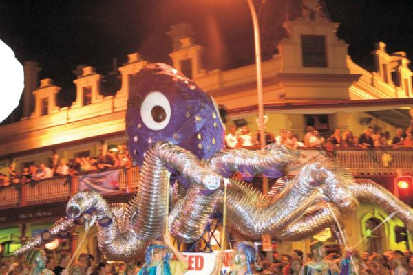 Adelaide Fringe Festival Parade, South Australia
