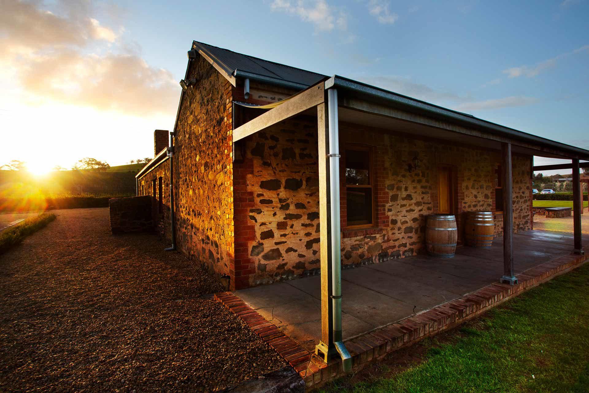 Hentley Farm, Barossa Valley, South Australia / Photo: Dragan Radocaj