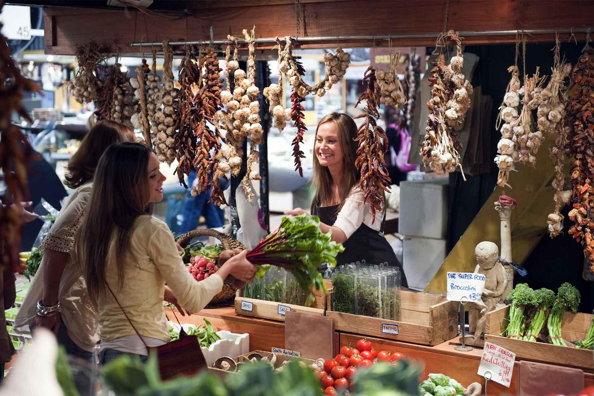 House of Organics, Adelaide Central Markets / Photo: SATC