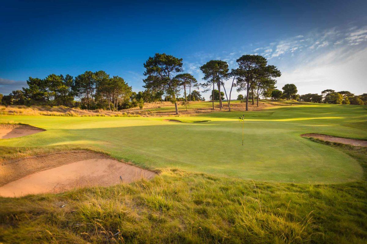 Glenelg Golf Club - Par 4, 10th Hole / Photo: David Brand