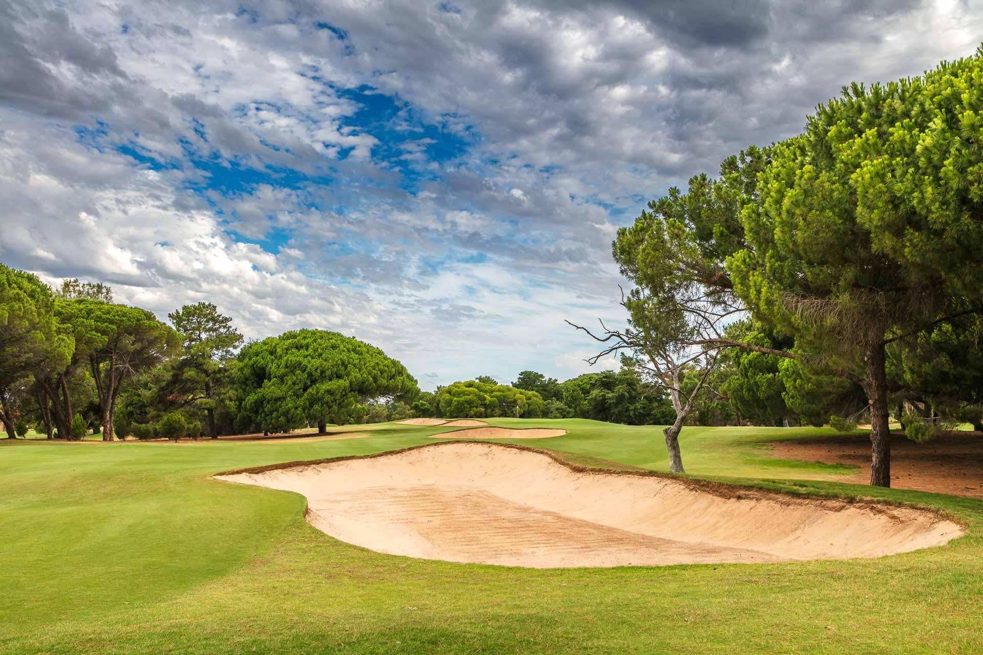 The Grange Golf Club - Par 4, 2nd Hole West / Photo: David Brand