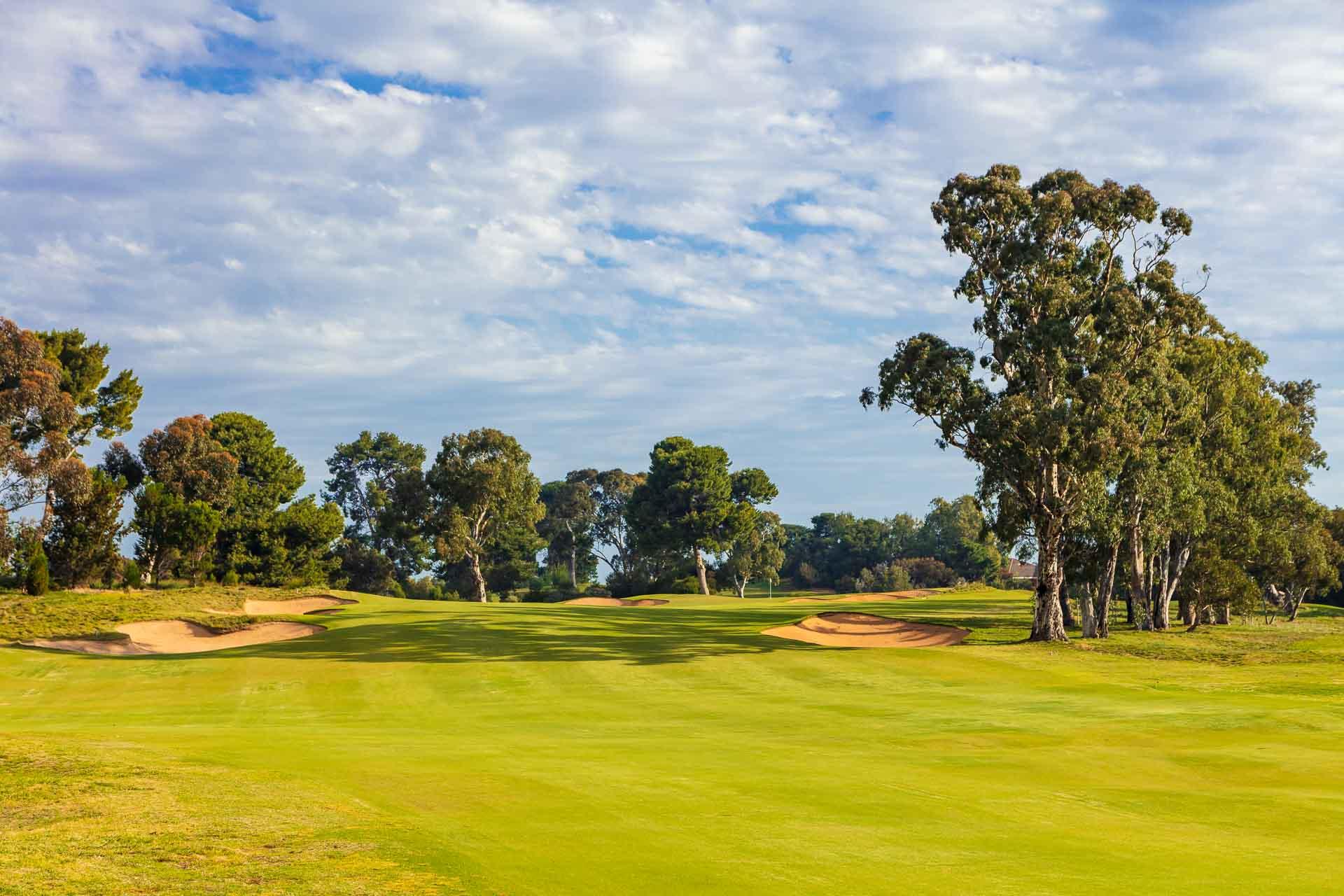 Kooyonga Golf Club - Par 4, 6th Hole / Photo: David Brand