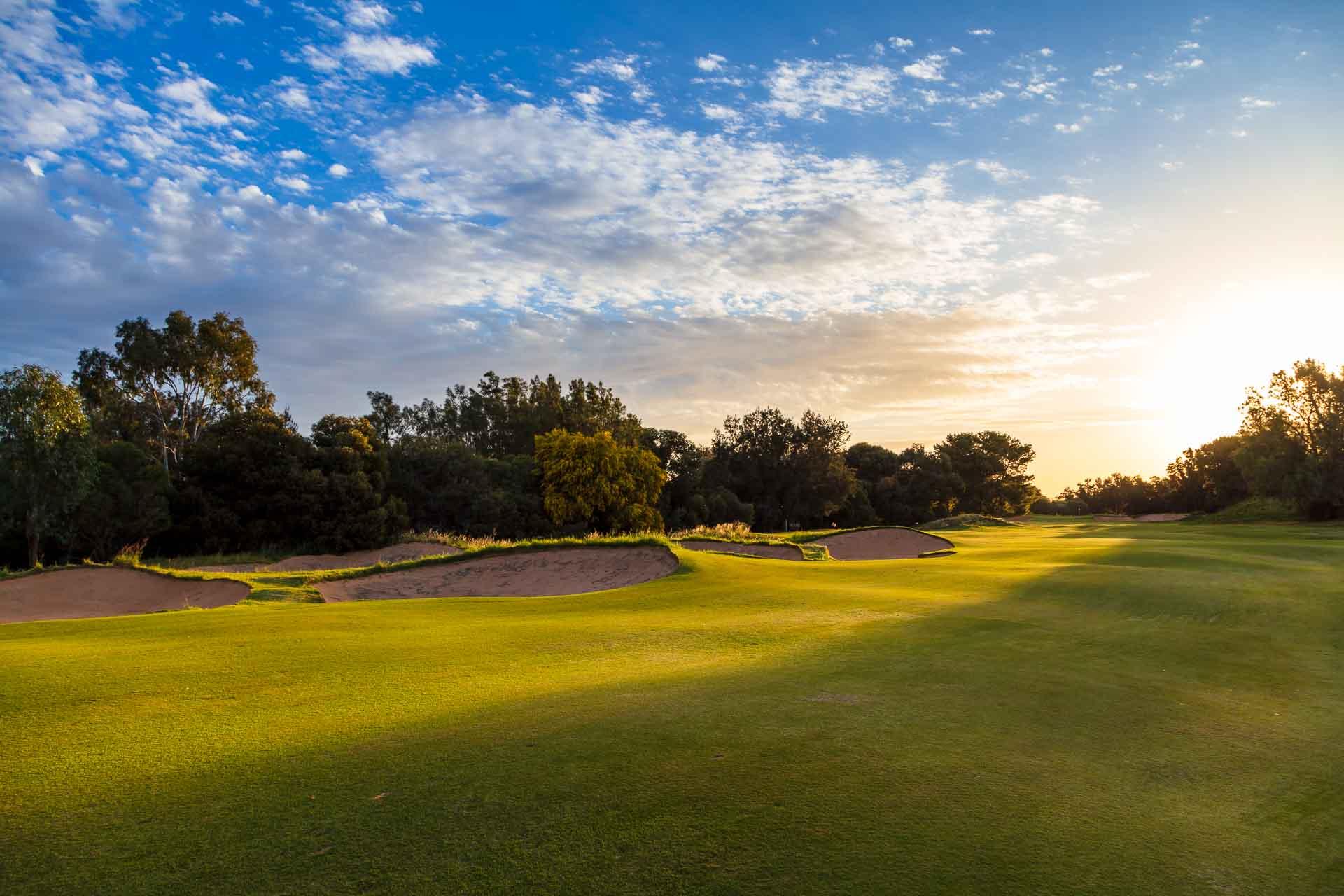 Kooyonga Golf Club - Par 5, 2nd Hole / Photo: David Brand