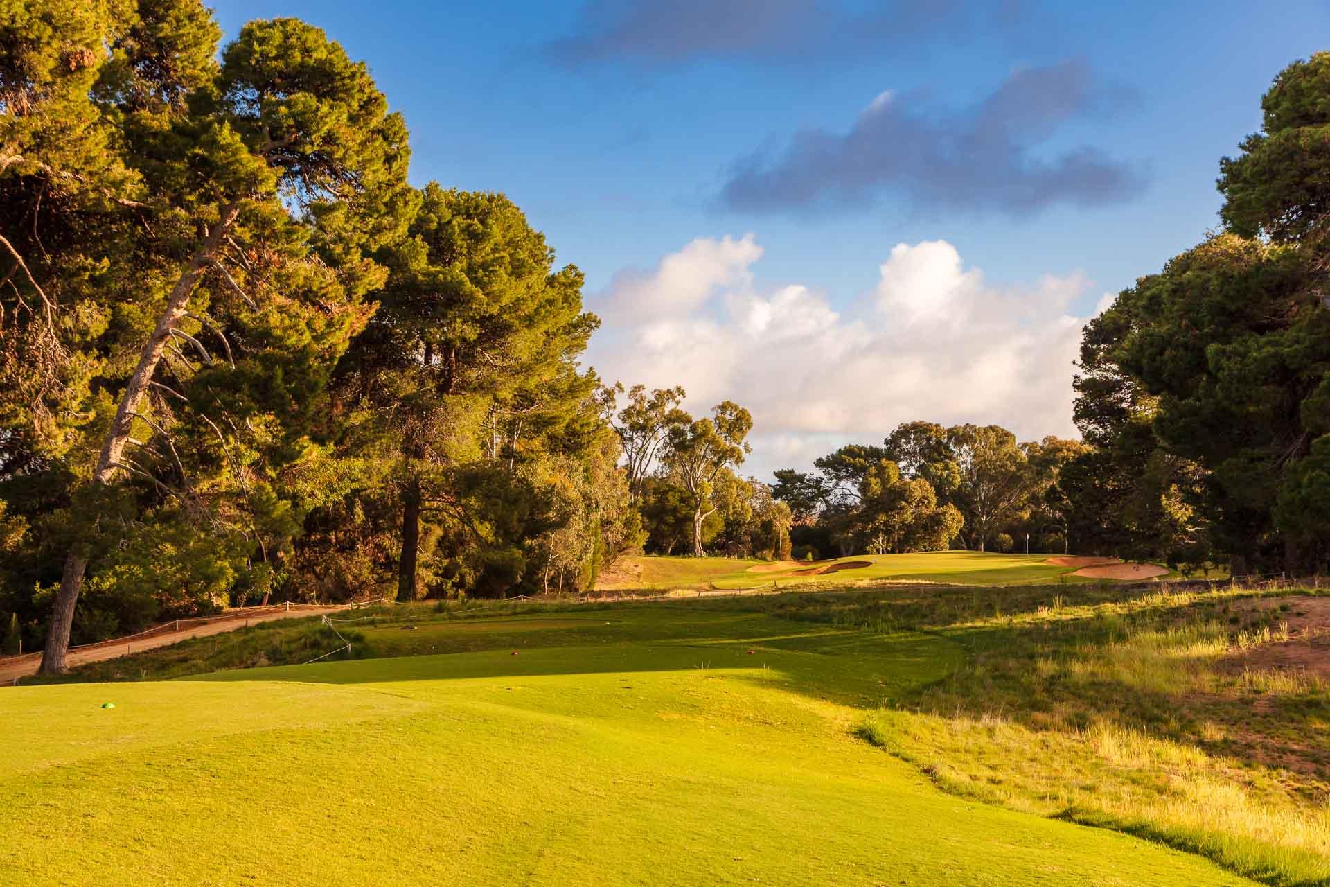 Kooyonga Golf Club - Par 3, 15th Hole / Photo: David Brand